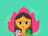 Navratri Series - Shailaputri