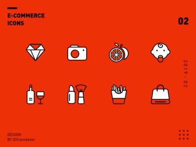 E-Commerce icons 02