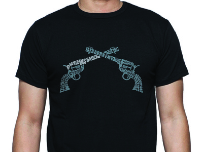 Outlaws Saloon T-Shirt