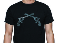 Outlaws Saloon T-Shirt