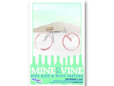 Mine to Vine Poster