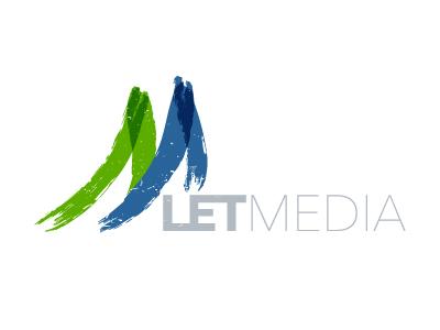 Let Media Logo