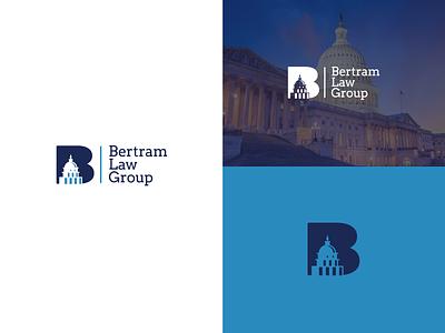 BLG logo proposal washington dc washington attorneys attorney  law attorney b logo logo design logotype b letter logo b letter capitol building