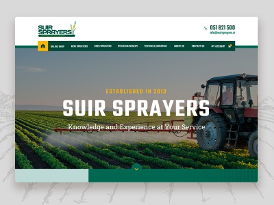 Suirsparyers redesign ecommerce design ecommerce ui  ux design ui design uidesign uiux ui green tractor farmers market farming agricultural agriculture