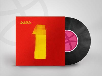 1 vynil beatles record dribbble album the beatles