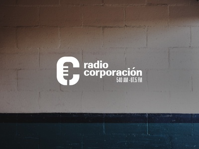 Radio Corporacion logo refresh