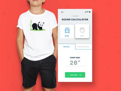 UI Challenge 004 Calculator