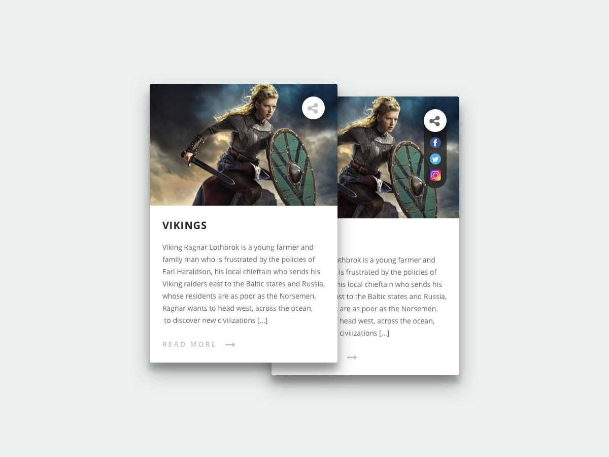 UI Challenge 010 Social Share share button social buttons uidesign ui 100day ui 100 ui challenge