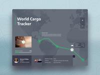 UI Challenge 020 Location Tracker