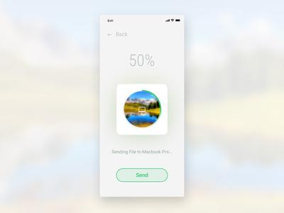 UI Challenge 031 File Upload