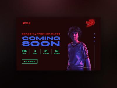 UI Challenge 048 Coming Soon