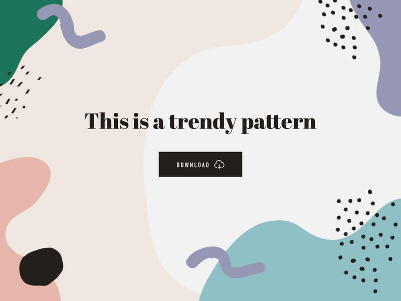 UI Challenge 059 Background Pattern minimal illustration minimal illustration ui  ux ui challenge ui ui 100day ui  ux design uidesign memphis style memphis muted colors pattern