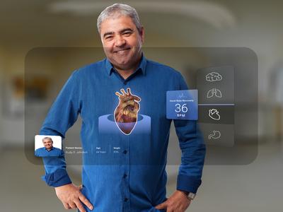 UI Challenge 073 Virtual Reality