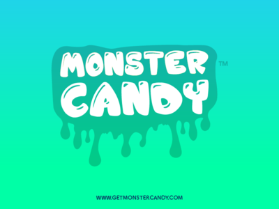 Monster Candy Game - Logo