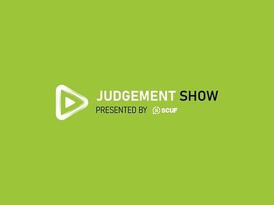 Judgement Show / Presented by SCUF Gaming gaming optic esportslogo vector symbol logo branding exploration brandidentity brand icon
