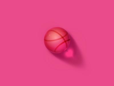 glass basketball glass sweets basketball dribbble
