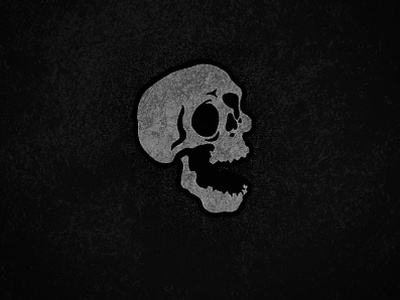 💀Simple Sh*tty Skully 💀 art vector art dark art illustration vector skull art skull