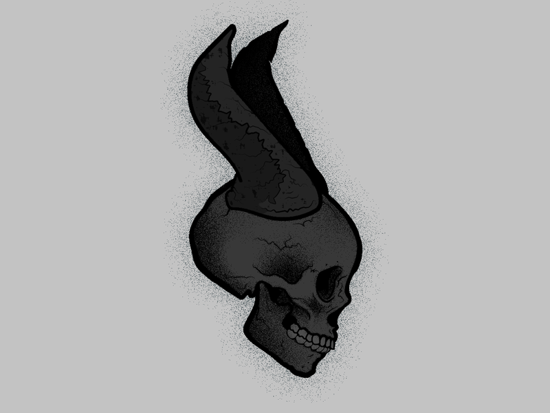 Maleficent Skully