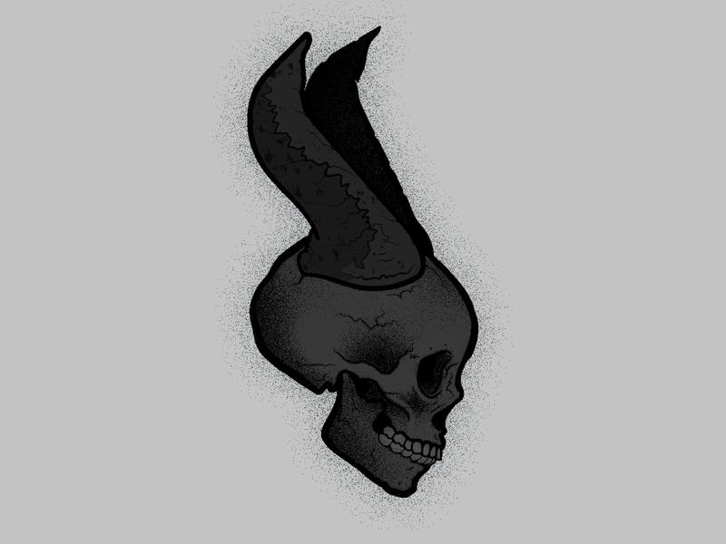 Maleficent Skully