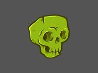 nother Sh*tty Skully illustration vector skull art skull