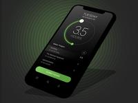Time Management Tool App Concept