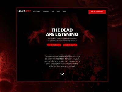 SilentRage Website