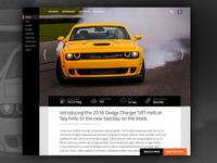 Autos Enthusiast Website