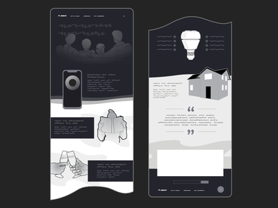 Product Marketing Web Design