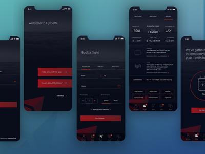 Delta App Re-Imagined