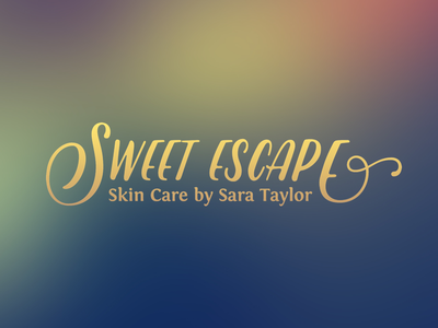 Sweet Escape logotype logo