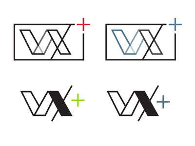 VX Plus logo plus vx