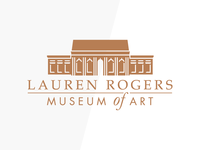 Logo: Lauren Rogers Museum of Art