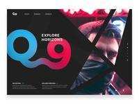 Explore Horizons UI
