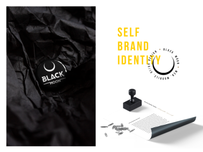 Self brand identity