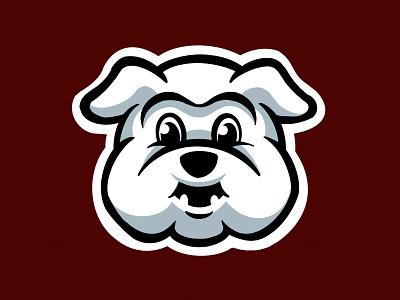 Lena Archuleta Elementary Bulldogs kids sports athletics logo bulldog bulldogs mascot elementary school