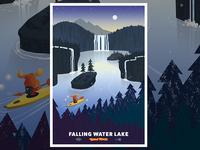 Falling Water Lake