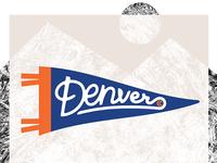 Greetings from Denver!