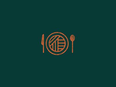 icon set diner cafe food restaurant icon