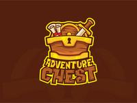 Adventure Chest Logo II version