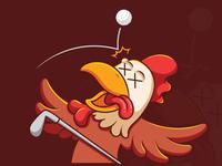 Chicken & Golf
