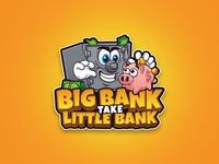 Big Bank Take Little Bank