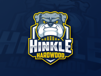 Highschool basketball logo