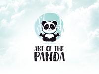 Art of the panda logo