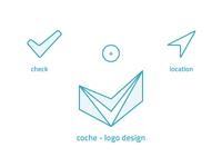 coche logo design