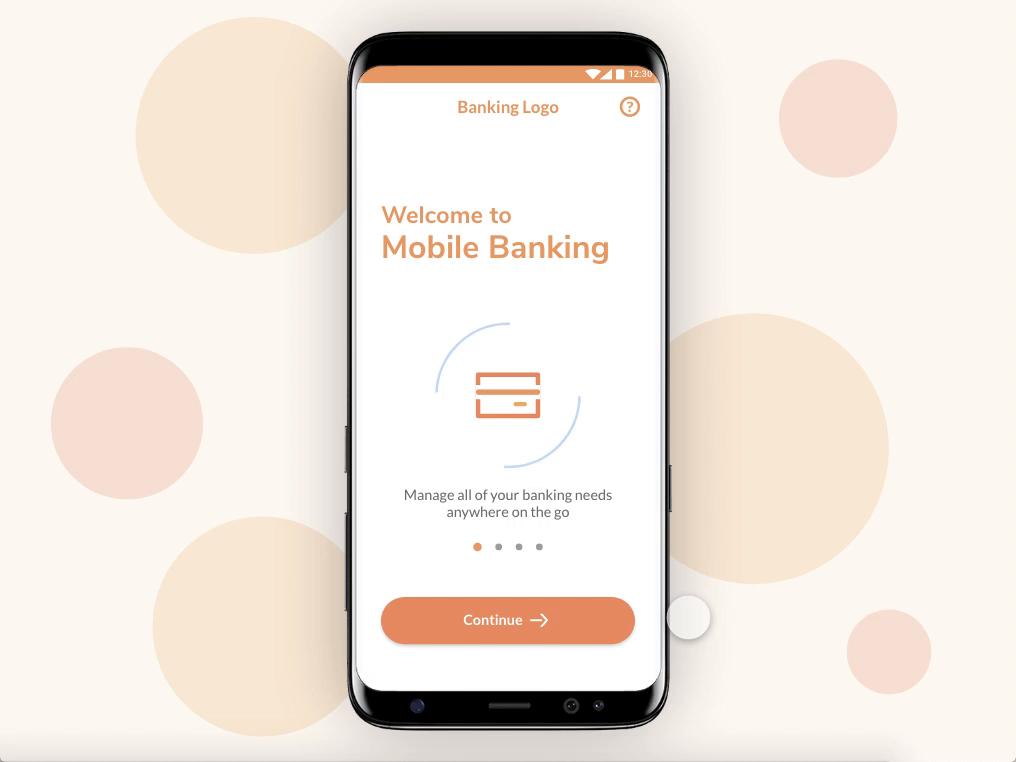 Banking app   video   db
