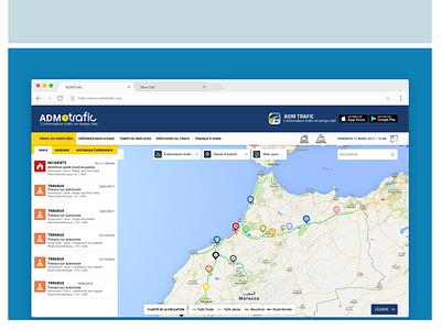 adm trafic webdesign ux traffic
