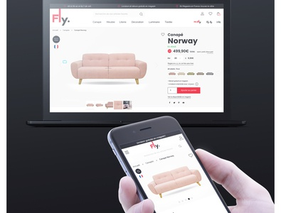lfy.fr ecommerce agile mobile app design ui design sketch mobile design ui ux responsive website design