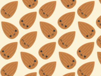 Cute Almonds
