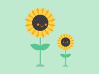 Happy Flowers Grow