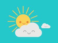 Happy Sun Hugs